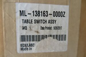 Hobart Table Limit Switch Assembly Ml 138163 0000z l22