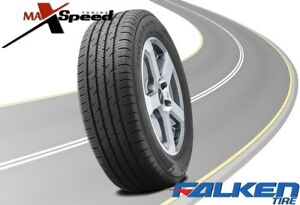 Qty Of 1 Falken Sincera Sn250 A S 215 60r16 95t High Performance Tires
