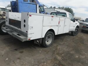 2003 Ford F 450 Engine 7 3l Powerstroke Turbo Diesel Complete Engine