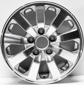 New Set Of 4 16 Replacement Wheels Fit Honda Odyssey 08 09 10 63985