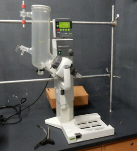 Buchi Rotavapor R 200 Rotary Evaporator W Condenser Tested Working