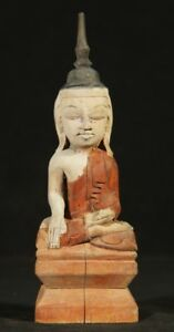 19th Century Antique Burmese Buddha Statue From Burma Antique Buddha Statues