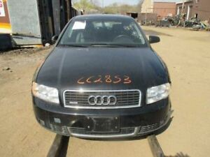 Manual Transmission 6 Speed Awd Quattro Fits 04 05 Audi A4 124k Miles 943163