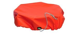 Weaver Leather Arborist Vinyl Single Bucket Cover Orange