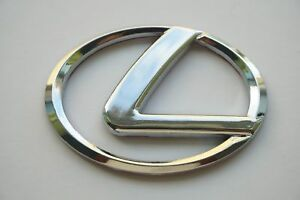 Lexus Steering Wheel Chrome Emblem Center Badge Logo Is250 Is350 Gs New