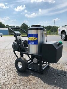 Brand New Gp Tt9071 Pump Hot Water Pressure Washer