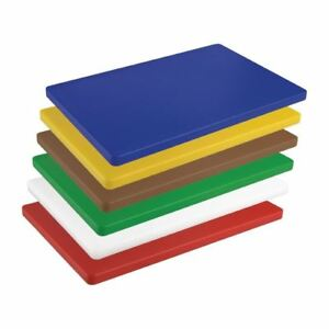Hygiplas Extra Thick Low Density Chopping Board Large