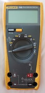 Fluke 79 Iii True Rms Digital Multi meter Multimeter 79iii No Probes