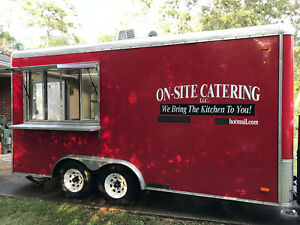 Food Truck For Lease Food Trailer For Rent Concession Trailer For Lease