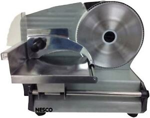 Nesco Deli Meat Slicer 8 7