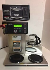 Bunn Axiom 15 3 Automatic Coffee Brewer W 3 Warmers 120v Commercial Maker
