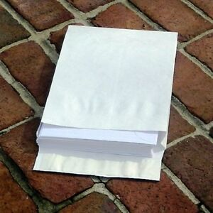 12 X 15 X 3 Tyvek Expansion Envelopes Packaging 100 lot 3 Gusset Bags