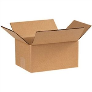 13 X 11 X 11 Boxes Corrugated Shipping Moving Cartons 50 lot