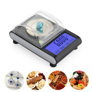 Electronic Scale Of 0.001g Jewelry Powder Precision Electronic Balance Weight