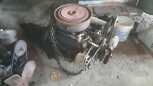 1965 Buick 401 Nailhead Engine And Transmission Wildcat Hot Rod Rat Custom