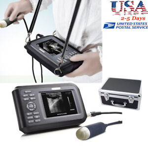 Digital Vet Veterinary Ultrasound Scanner System For Animal Pregnancy Fda usa