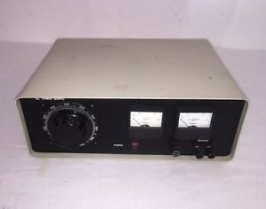 Simpson Variable Regulated Low Voltage Ac Power Supply 50 Volts 5 Amps