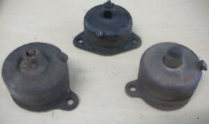 1929 1931 Model A Ford Shock Absorbers Three Total