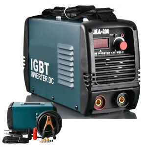 220v Inverter Welder Igbt Mini Handheld Arc Welding Machine Mma200 20 200a
