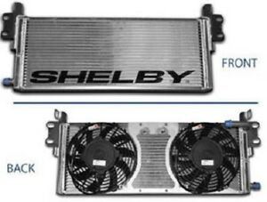 2007 2014 Ford Mustang shelby Extreme Duty Performance Heat Exchanger