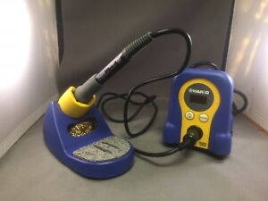 Hakko Fx888d 23by Soldering Station Iron Digital Gently Used In Demo