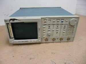 Tds 640a Tektronix Digital Oscilloscope For Parts Only