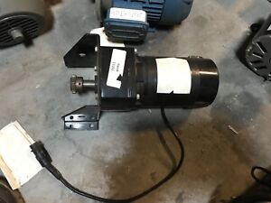 Bodine motor 42a5bepm e3 1 4hp 130v 62rpm 40 1 Ratio 30 Day Warranty