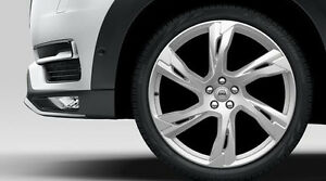 2016 Volvo Xc90 22 Inch Wheels And Tires Last Set