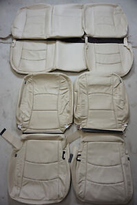 2013 2018 Dodge Ram Quad Cab 1500 Factory Leather Seat Covers