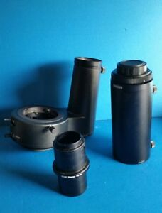 Leica Wild Stereo Microscope Photo Adapter Phototubus 180570