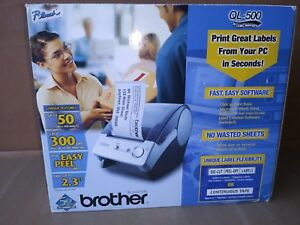 Brother Ql 500 P touch Label Printer