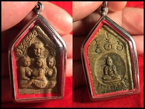 Thai Amulet Love Charm Khun Paen Amulet Us Stock Fast Shipping