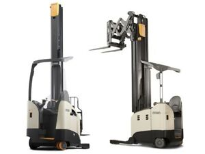 Forklift Service parts Manuals 100 s On Thumb Drive