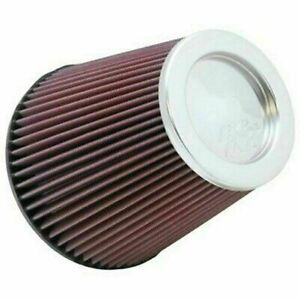 K n Round Tapered Universal Air Filter For Rf 1041