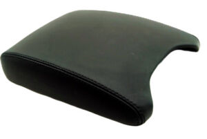 Center Console Armrest Leather Synthetic For Bmw X5 E53 00 06 Black
