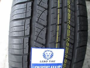 4 New 265 60r18 Inch Lion Sport 4x4 Hp Tires 265 60 18 R18 2656018 60r