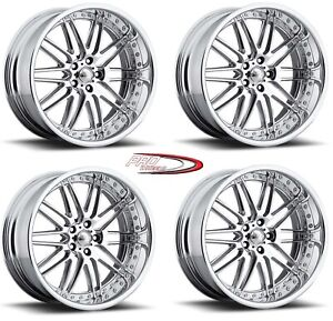 22 Pro Billet Wheels Rims Forged Us Line Specialties Mags American