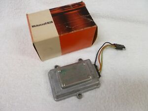 Nos Ford Gt 40 Voltage Regulator Ford Box