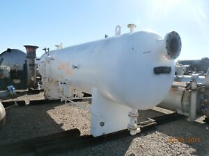 Oil Gas 3 Phase Separator 48 X 15 X 500 Psi