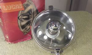 Lucas N o s Wlr 576 Wing Fitting Driving Lamp Jag Mini Mgt