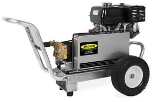 2500 Psi 3 Gpm Cat Pump Gas Powered Pressure Washer