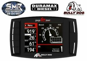Bully Dog Gt Platinum Programmer tuner For 2001 2016 Chevy gmc 6 6l Duramax