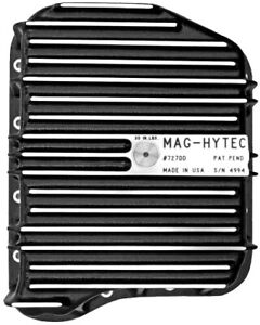 Mag Hytec Double Deep Transmission Pan For 1989 2007 Dodge 5 9l 727 47re 48re