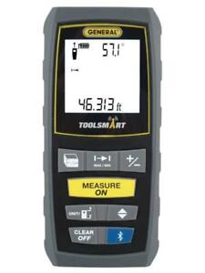 General Tools Laser Distance Measurer Ts01