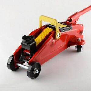 2 Ton Mini Portable Floor Jack Vehicle Car Garage Auto Small Hydraulic Lift