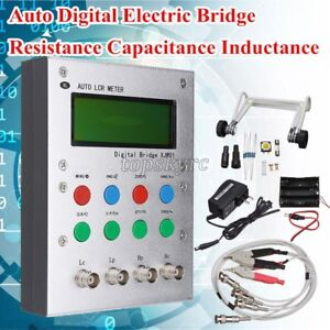 Auto Lcr Meter Digital Bridge Resistance Capacitance Inductance Esr Meter 0 3