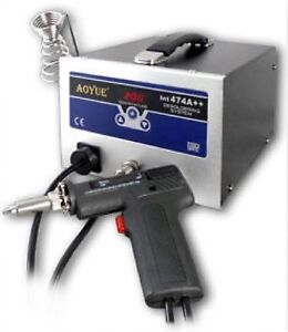 Aoyue 474a Digital Desoldering Station With Built in Vacuum Pump