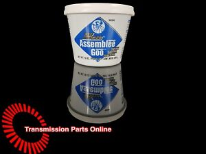 Lubeguard Dr Tranny S Transmission Assembly Lube Blue Goo