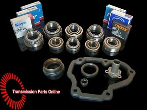Vw Audi Skoda 5 Speed 0a4 Gearbox Bearing Oil Seal Rebuild Kit Oa4