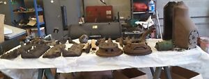 1941 Ford Flathead Parts Lot